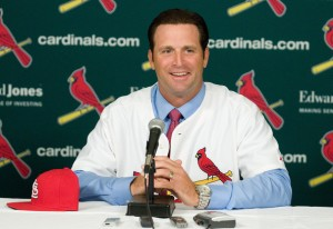 Mike Matheny letter to youth team parents
