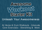 Dave Reddys Awesome Workout Starter Kit