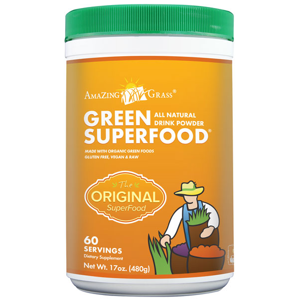 Green superfood weight loss