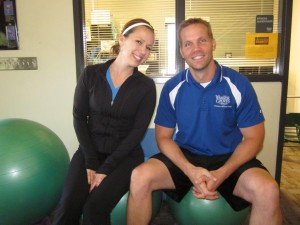 Dave Reddy and Becky Wibbenmeyer, Fitness Coaches in St. Louis MO