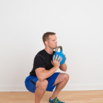 Kettlebell Goblet Squat with Fitness Teacher and Coach, Dave Reddy