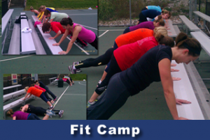 Fit Camp with Dave Reddy in Richmond Heights, MO - Come join us at The Heights