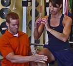 Fitness Training Services with Dave Reddy and Becky Wibbenmeyer