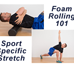 Sport Specific Stretching and Weekend Warrior Rx for Desk Jockeys and More at DaveReddy