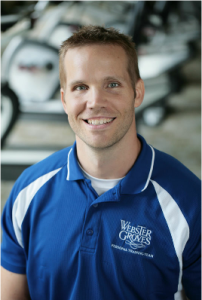 Dave Reddy - Head Fitness Coach at the Webster Groves Recreation Complex